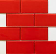 Red Tile Backsplash - red tiles for kitchen backsplash u2013 whereibuyit com