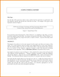 Samples Of Book Report 4 Report Writing Formal Format Examples Buyer Resume