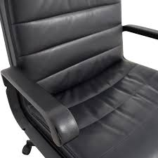 35 off leather office chair chairs