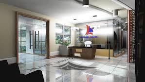 Bank Interior Design by Interiors