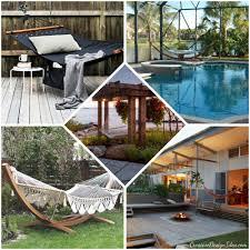 18 amazing backyard hammocks for summer mood u2013 creative design idea