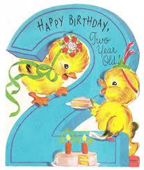 2 year old birthday card lilbibby com