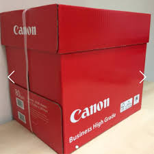 paper ream box a4 80 gsm canon paper reams box books stationery stationery on