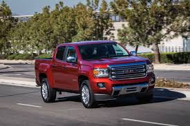 2016 canyon small pickup truck gmc