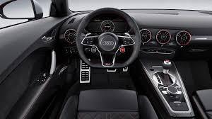 Porsche Cayman Interior Would You Rather Porsche 718 Cayman Or Audi Tt Rs Luxury4play Com