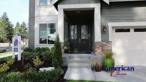 Classic Homes Floor Plans American Classic Homes The Cambridge At Windsor Youtube