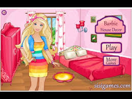 video barbie doll house games girls