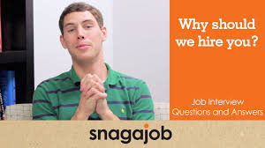 How To Answer Resume Questions Job Interview Questions And Answers Part 6 Why Should We Hire