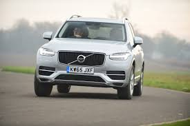 volvo vans new volvo xc90 t8 twin engine plug in hybrid review auto express
