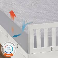 dri tec moisture wicking waterproof crib mattress protector
