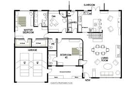 small house plans with open floor plan open floor plan home designs laferida small modern concept