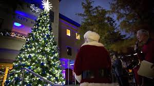 2017 christmas tree lightings in dallas fort worth fort worth