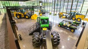 Google Office In Usa World Headquarters John Deere Us