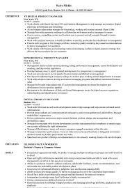 manager resume exles digital product manager resume sles velvet