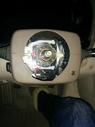 lexus es300 wheel bearing replacement nardi steering wheel with nrg hub and adapter horn issue