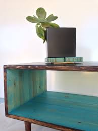 free shipping the panola coffee table handmade mid century