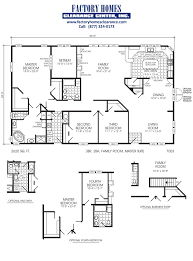 home layouts manufactured wide layouts manufactured home floor plans