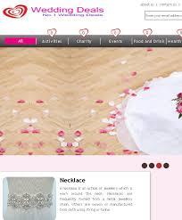 Wedding Deals Creative Website Design U0026 Development Portfolio Cms Mobile Apps