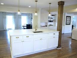 kitchen island with posts kitchen island with post inspirational articles with kitchen