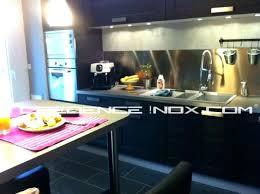 revetement mural inox pour cuisine plaque murale inox cuisine revetement mural cuisine inox charmant
