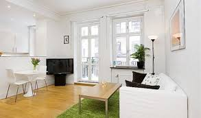 Apartment Interior Design Ideas Implausible Small Decorating - Small apartment interior design pictures