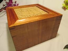 cremation boxes 9 best cremation boxes images on wood boxes burial