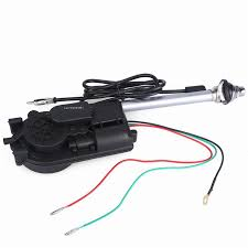 am fm radio universal car automatic power booster antenna mast kit