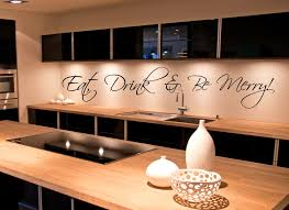 decent kitchen room wall decals formal eat drink be makeovers art