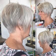 37 chic short hairstyles for women over 50