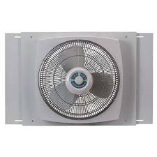 most powerful window fan window fans portable fans the home depot
