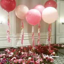 balloon delivery sydney confetti tassel balloons sydney party splendourparty splendour
