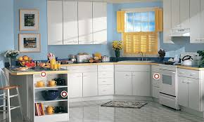 Thermofoil Cabinets White Kitchen Ideas From Contemporary To Country