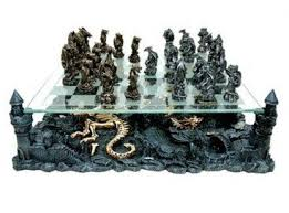 fantasy chess set 9 amazing themed chess sets for geeks