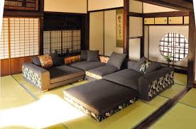 Japanese Home Decoration In The Living Room Home Design Lover - Japanese home furniture