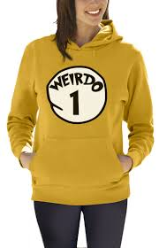 halloween hoodie weirdo 1 costume women hoodie halloween matching couples best