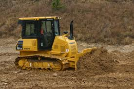 komatsu takes to the ground with new crawler dozers sae