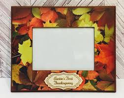 thanksgiving frame etsy
