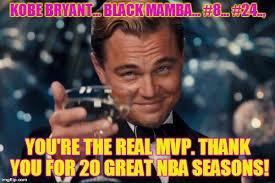 Kobe Memes - thank you kobe imgflip