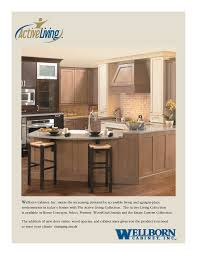 active living brochure cabinetry for universal design and more