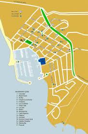 Puerto Vallarta Mexico Map by La Cruz Map Vallartainfo