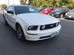 2007 ford mustang deluxe 2007 ford mustang gt deluxe 2dr fastback in sacramento ca rn