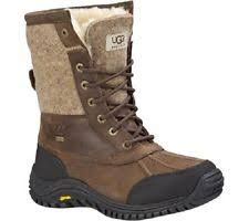 ugg s adirondack boot ii leather ugg australia adirondack boot ii 1008465 stout leather 100