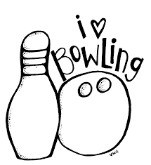 15 bowling coloring page to print print color craft