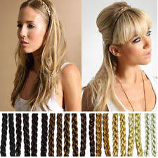 plait headband braided headband women s accessories ebay