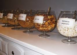 table snack cuisine 10 best wedding snack table images on stations