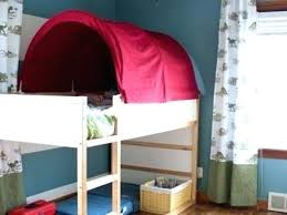 Bunk Bed Tents Diy Bed Tents Ideas For Toddler Beds Size Toddler Bed House