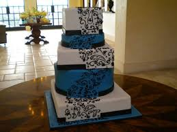 Royal Blue And Silver Wedding The 25 Best Royal Blue Square Wedding Cakes Ideas On Pinterest