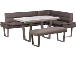 sofa bench for dining table zander lhf corner sofa dining table bench set lee longlands