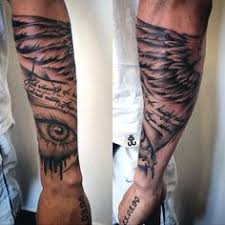 top 100 best wing tattoos for designs that elevate
