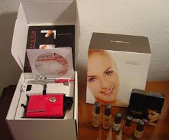 professional airbrush makeup system nuts 4 stuff review luminess air makeup airbrush system